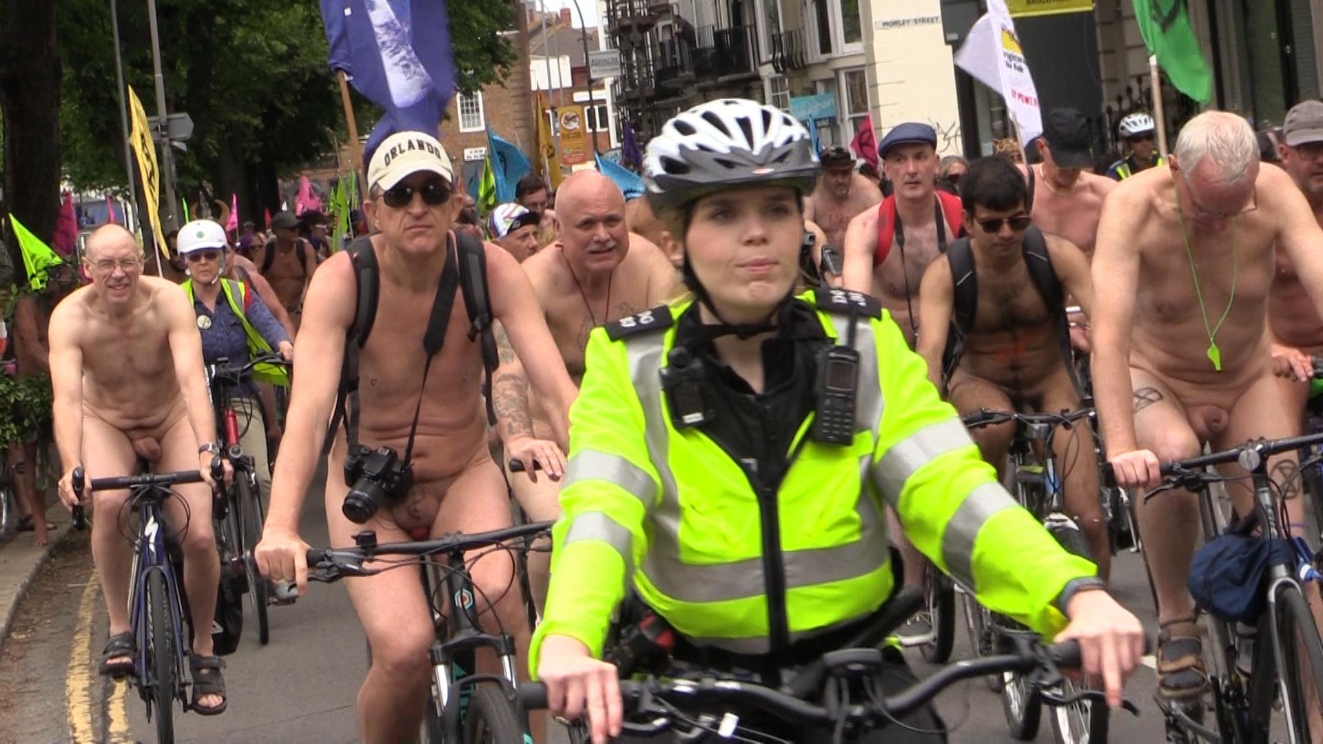 Outrage Over Brighton Bondage Bridal Fair